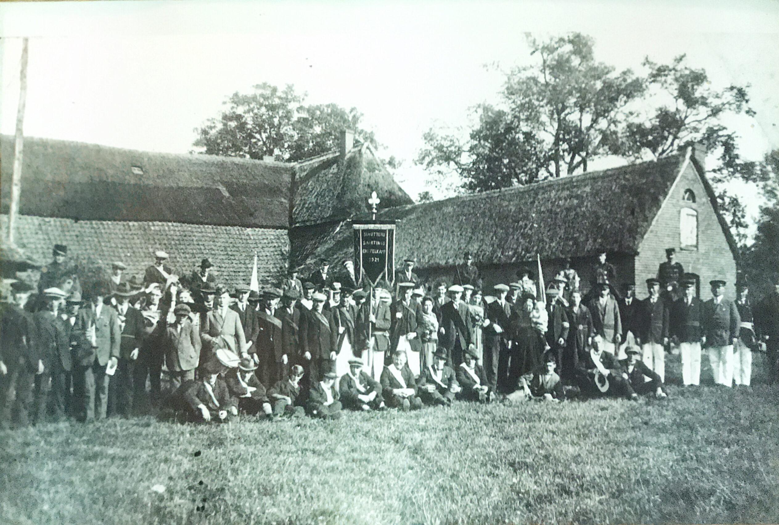 100 jaar Schutterij St. Martinus 1921 – 2021